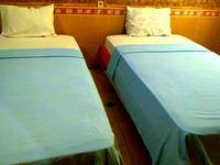 Dua Nina Homestay Lombok - Standard Ac Twin Bed Regular Plan