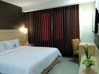 NIDA Rooms Airport Haryono Balikpapan - Double Room Double Occupancy Special Promo