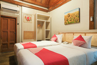 OYO 321 Kampung Lawasan Heritage Cottage Yogyakarta - Deluxe Twin Minimum Stay