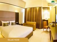 Grand Pasundan Hotel Bandung - Deluxe Room Regular Plan