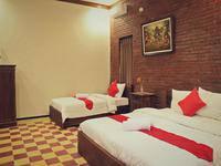 Jacatra Homestay Malang - Family Room Regular Plan