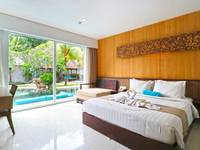 Aquarius Star Hotel Kuta - Lagoon Access Pool Room Only Basic Deal 40%