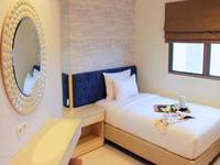 Apartemen Puncak Marina Surabaya - Club 2 Bedroom Regular Plan