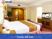 Abadi Hotel & Convention Center Jambi - President Suite Regular Plan