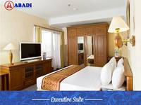 Abadi Hotel & Convention Center Jambi - Executive Suite Regular Plan
