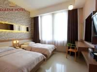 Classie Hotel Palembang - Deluxe Premier Room Only Regular Plan