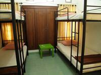 Morotai Camp Hostel Bali - Standard 4 Bed Mixed Dorm AC Regular Plan
