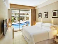 Four Points By Sheraton Kuta Bali - Kamar Deluks, pemandangan kolam renang Hemat 5%
