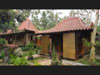 Omah Garengpoeng di Magelang/Borobudur