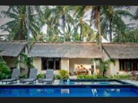 Eden Cottages di Lombok/Gili Trawangan