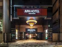 APA Hotel Shinjuku Gyoen-mae di Tokyo/Tokyo