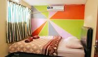Simplycity Hostel Syariah Bandung Bandung - Deluxe Double Room Only Sharing Bathroom Regular Plan