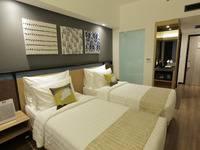 Kyriad Hotel Muraya Aceh Banda Aceh - Superior Twin Bed ( Smoking & No Window ) Regular Plan