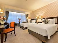 Grand Aquila Hotel Bandung - Executive Deluxe Twin Bed Regular Plan