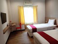 Cherry Homes  Bandung - New Deluxe Room Regular Plan