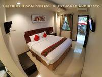 DFresh Guest House Malang - Superior Room Save 15%