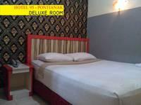 Hotel 95 Pontianak - Deluxe Room Regular Plan