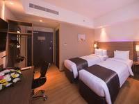 Olympic Renotel Sentul - Deluxe Room Idul Fitri Package Regular Plan