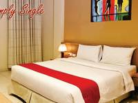 Sweet Karina Hotel Bandung - Simply Room With Breakfast Regular Plan