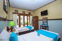 Airy Eco Legian Lebak Bene Kuta Bali - Deluxe Twin Room Only Special Promo Jan 5