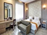 Oria Hotel Jakarta - Junior Suite Regular Plan