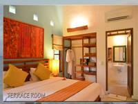 Hotel Cocotinos Sekotong Lombok - Terrace Room With Garden view  LUXURY - Pegipegi Promotion