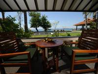 Hotel Cocotinos Sekotong Lombok - Garden Room With Ocean Pool View LUXURY - Pegipegi Promotion
