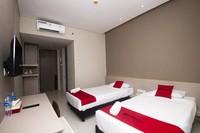 Sleepszzz Hotel Jakarta - Double Room Regular Plan