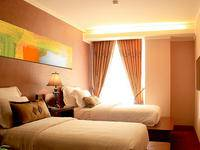 Lion Hotel & Plaza Manado - Superior Twin City View With Breakfast Regular Plan