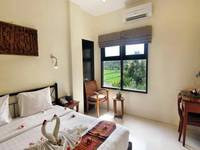 Suly Resort Bali - Standard Room with Rice Field View Regular Plan