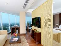 Emersia Hotel Lampung - Ocean Suite Double Bed Regular Plan