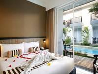 Ariva 7 Bidadari Boutique Hotel Seminyak - Deluxe Room With Terrace Advance Purchase