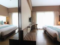 Grand Ixora Kuta Resort Bali - Interconnecting Superior Double & Twin Room Only Interconnecting Deal