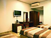 Hotel Atlantic Jakarta - Family Room (3 Beds) Regular Plan