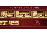 Amory Boutique Hotel Sumedang - Super Deluxe Twin Regular Plan