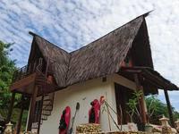 Eunike Surf Cottage di Pangandaran/Batu Karas