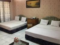 Palapa Hotel Purwokerto - Family Room (4 Person) Regular Plan
