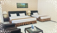 Palapa Hotel Purwokerto - Family Room (3 Person) Deal Of The Day 8%