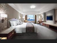 Shangri-La Hotel Jakarta - Horizon Club, Kamar Regular Plan
