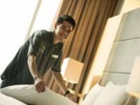 Holiday Inn Kemayoran Jakarta - Kamar Deluks, 1 tempat tidur king, smoking Regular Plan