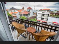 The Tusita Hotel Bali - Kamar Deluks, balkon Regular Plan