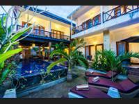 Nyuh Gading Home Stay Lembongan di Bali/Lembongan