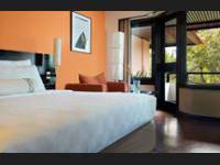 The Royal Beach Seminyak - Kamar Superior, 1 Tempat Tidur King, pemandangan kebun Regular Plan