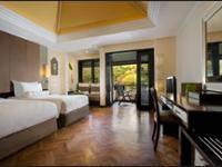 The Royal Beach Seminyak - Kamar Deluks, 2 Tempat Tidur Twin, pemandangan kebun Regular Plan