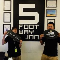 5footway.inn Project Chinatown 1 di Singapore/Singapore