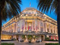 The Fullerton Hotel Singapore di Singapore/Singapore