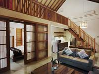 Villa Damar Bandung - Tower Suite Regular Plan