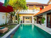 Apple Umalas - Three Bedroom Villa With Breakfast Regular Plan