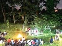 Pondok Buah Sinuan Bandung - VILLA KAPASITAS 70 ORANG DI DESIGN KHUSUS UTK GATHERING Regular Plan