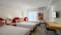 Sahid Jaya Yogyakarta Hotel & Convention - Deluxe Triple  Diskon istimewa 16%